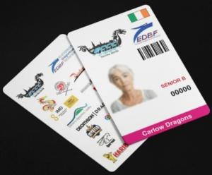 Ejemplo tarjetas PVC