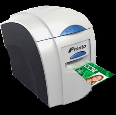 Impresora para tarjetas PVC Pronto